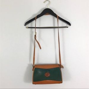 Dooney & Bourke Vintage Bag Leather Green